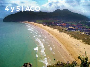 Torneo Internacional Voley Playa Villa de Santoña